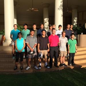 Golf Team 2016
