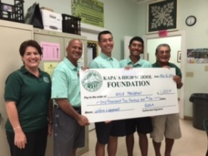 Foundation 2016 Golf